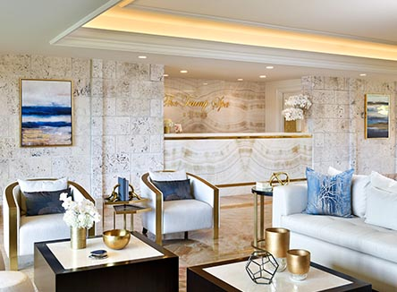 Spa Spa Suites Lobby